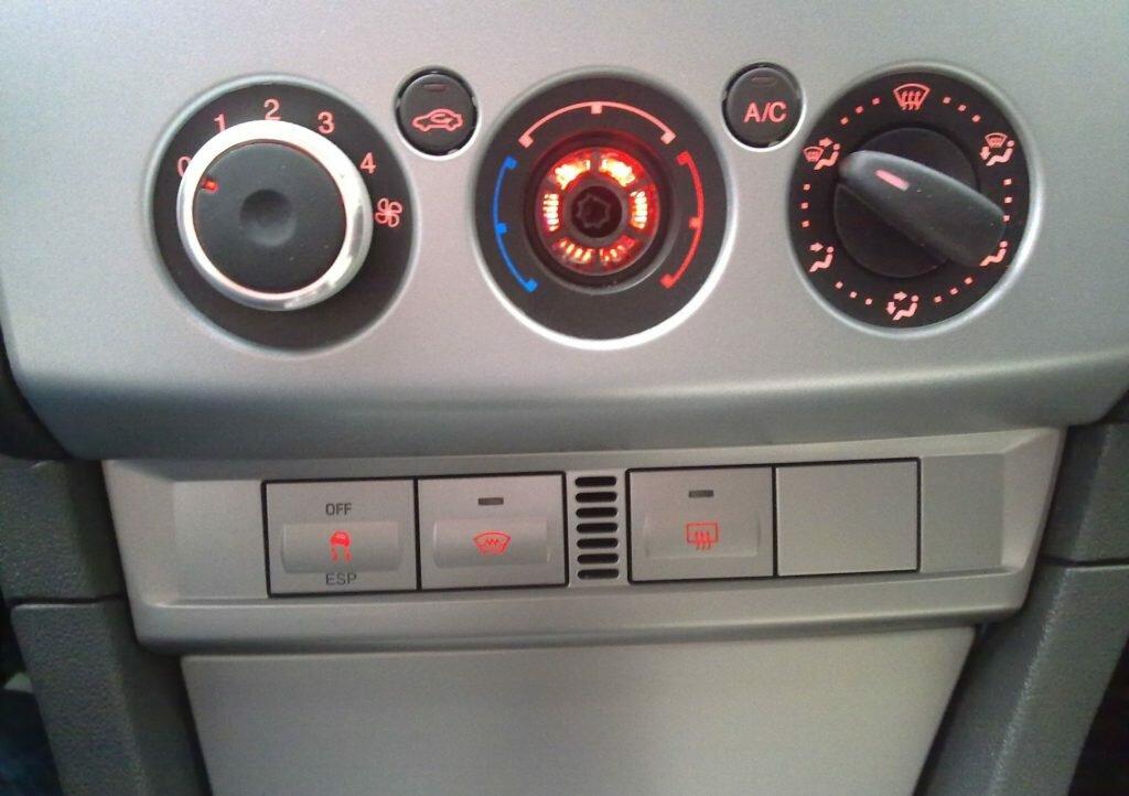 Кондиционер форд фокус 2
