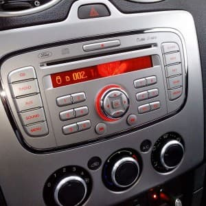 ford focus 6000cd rds eon serial number
