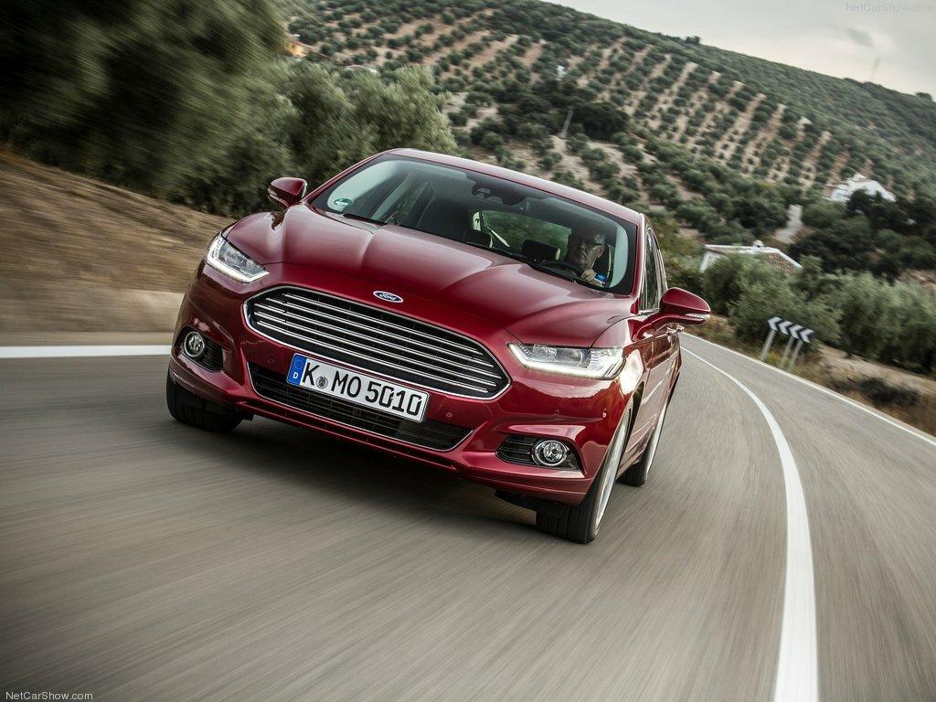 Тест-драйв Форд Мондео 2020