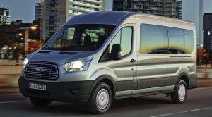 Форд транзит автобус количество мест
