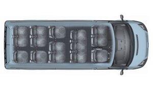 Форд транзит бус технические характеристики