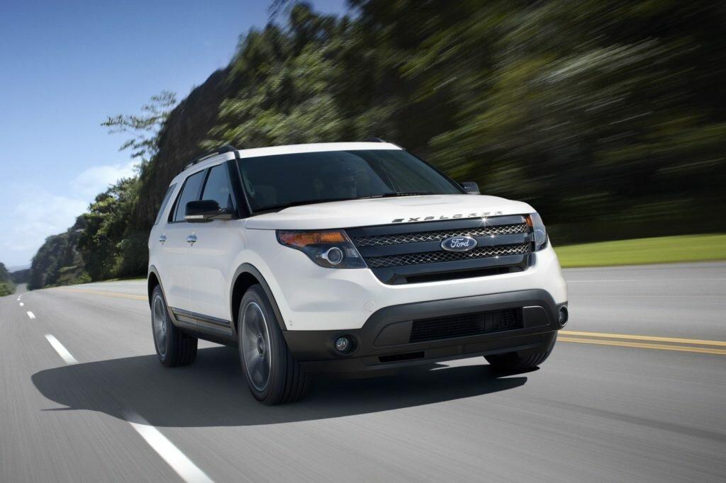 Тест-драйв Форд Эксплорер 2020: фото, видео