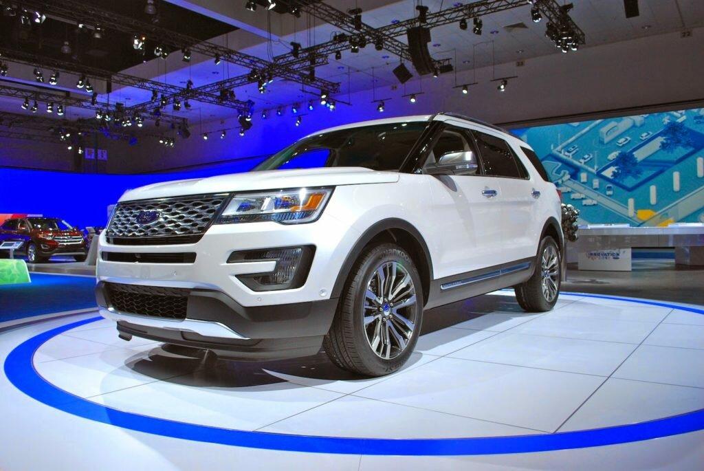 Новый Форд Эксплорер 2020: фото, видео