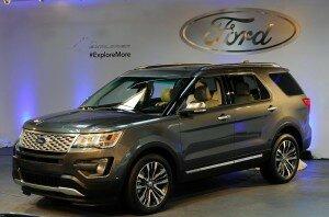 Новый Форд Эксплорер 2019: фото, видео