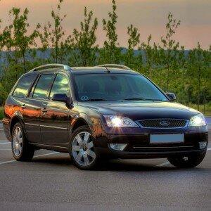 Форд Мондео 3: фото, видео