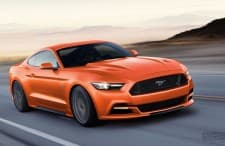Форд Мустанг 2017: технические характеристики, внешний вид