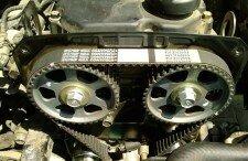 Процедура замены ремня ГРМ на Форде Фьюжн