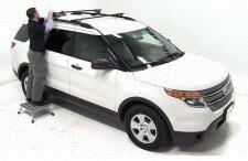 Багажник на крышу Форд Эксплорер (Ford Explorer): как выбрать