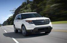 Тест-драйв автомобиля Ford Explorer