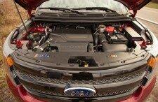 Какой расход топлива у Форда Эксплорер?