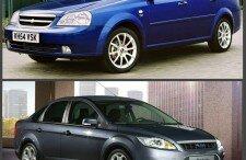 Лачетти или Фокус 2: какому автомобилю отдать предпочтение