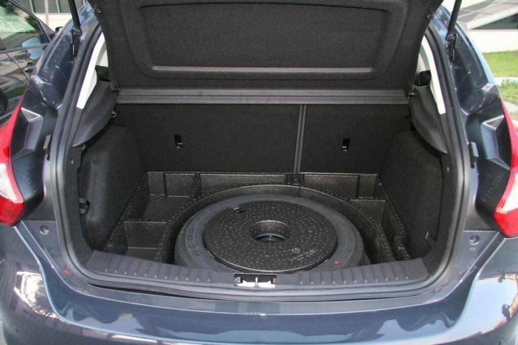 багажник на форд фокус